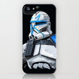Cpt Rex iPhone Case