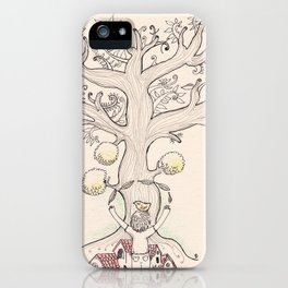 Tree Of Trees iPhone Case