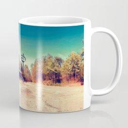 An Old Standard Coffee Mug