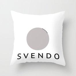 melasvendo Throw Pillow