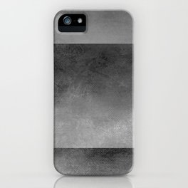 Square Composition XII iPhone Case