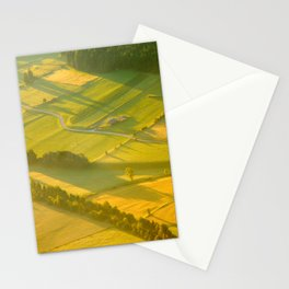 Forest and Fields Stationery Cards