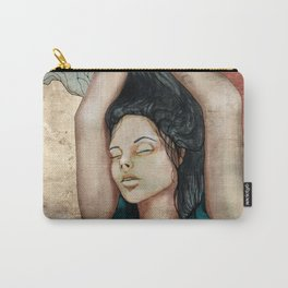 """Anabelle Dust"" by carographic Carry-All Pouch"