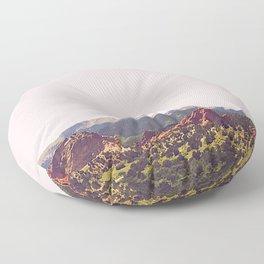 Colorado Pop Floor Pillow