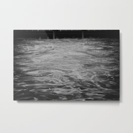Pool/Side 3 Metal Print