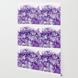 Amethyst Cluster Wallpaper