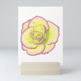 Rose - After the Rain Mini Art Print