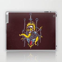 Cursed Knight Laptop & iPad Skin