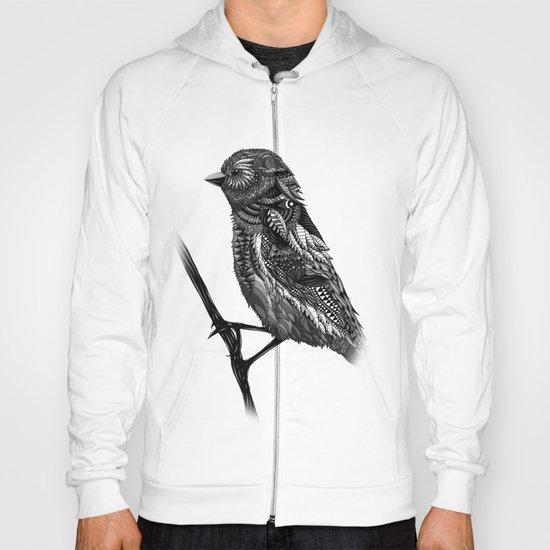 Ornate Bird Hoody
