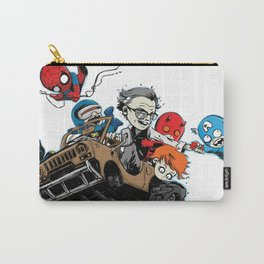 Baby Stan Lee and Friends Carry-All Pouch