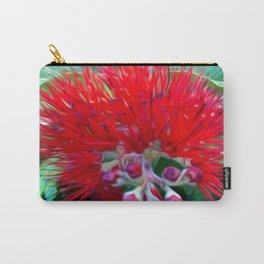 Liko Lehua - Budding Lehua Blossom Carry-All Pouch