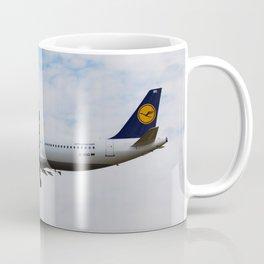 Lufthansa Airbus A321 Coffee Mug