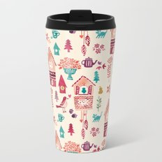 And I Was Daydreaming One Day... Metal Travel Mug