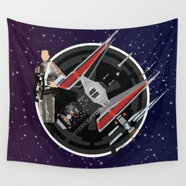IMPERIAL dissect #2 Wall Tapestry