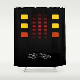 Kitt Shower Curtain