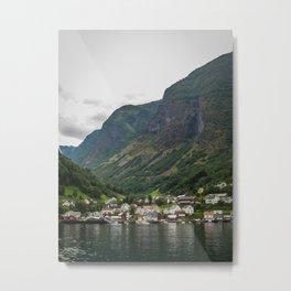 Norway Metal Print