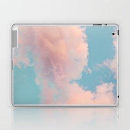 Pink Clouds Laptop & iPad Skin