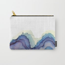 So So Fancy Geode Stone Carry-All Pouch