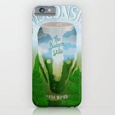 Wisconsin 2 iPhone 6s Slim Case