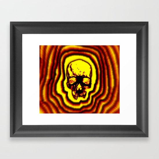 Dead Already Framed Art Print