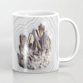 Smokey Quartz Coffee Mug