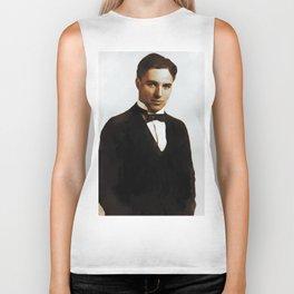Hollywood Legends, Charlie Chaplin Biker Tank