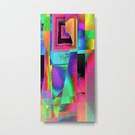 Fully Adjustable Metal Print