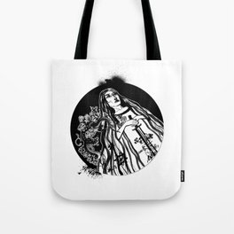 Blessed Death Tote Bag