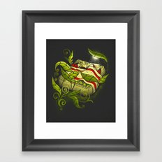 Bed Bugs Framed Art Print