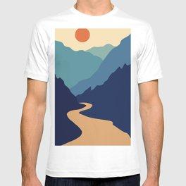 Mountains & River II T-shirt
