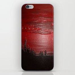 Lacquer Sunset iPhone Skin