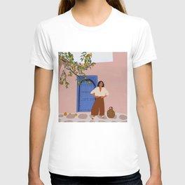 Pink Walls and Morocco T-shirt