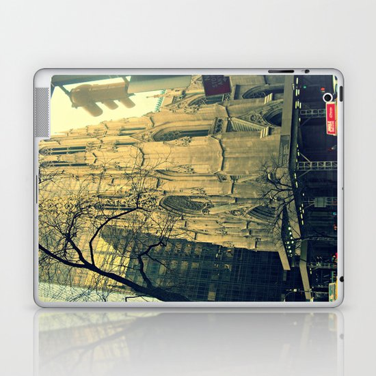 St. Patrick's Cathedral  Laptop & iPad Skin