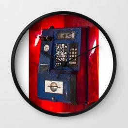 Long long time ago... Wall Clock