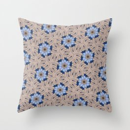 Kevin Lumsey Tessellation Throw Pillow