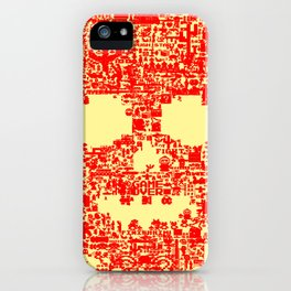 8-bitter iPhone Case