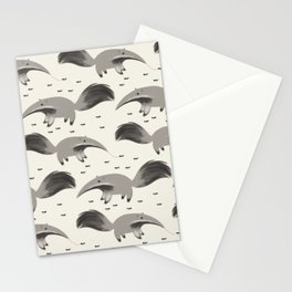 The Anteater Next Door Stationery Cards