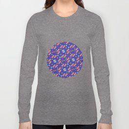 Caballito Flor Long Sleeve T-shirt