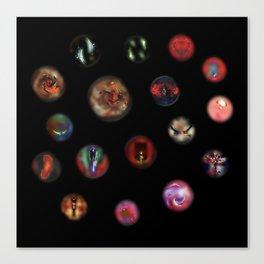 Technetium Canvas Print