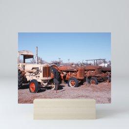 American Traction Mini Art Print