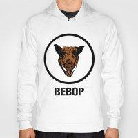 cowboy bebop Hoodies featuring Bebop | TMNT by Silvio Ledbetter