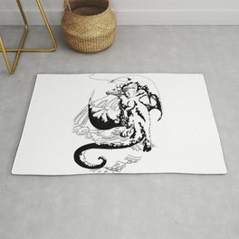 A Dragon from your Subconscious Mind #12 Rug