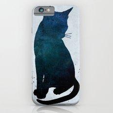 Dark Cat Slim Case iPhone 6s