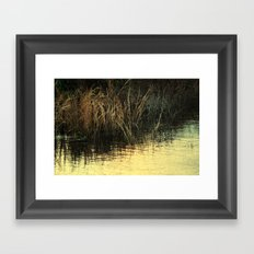 meltaway Framed Art Print