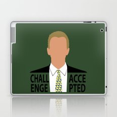 Challenge Accepted Laptop & iPad Skin