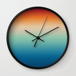 Schimmer III Wall Clock