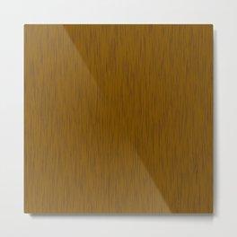 Abstract wood grain texture Metal Print