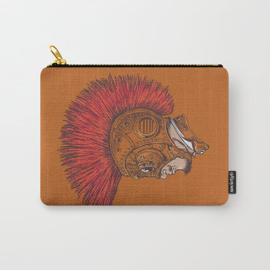 Steampunk-Punk Carry-All Pouch