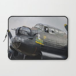 Thumper and the Lancaster Laptop Sleeve