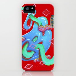 Alien Organism 20 iPhone Case